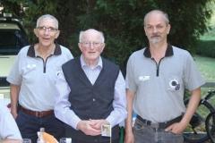 2018 Endschiessen und 95. Geburtstag Fritz
